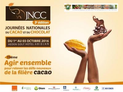LE CONSEIL DU CAFE-CACAO ORGANISE LA 3ème EDITION DES JOURNEES NATIONALES DU CACAO ET DU CHOCOLAT-JNCC