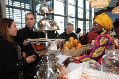 LE CONSEIL DU CAFE-CACAO PROMEUT LE CACAO IVOIRIEN SUR LE MARCHE INTERNATIONAL