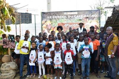 LE CONSEIL DU CAFE-CACAO PARTICIPE AU SARA 2019 (5EME EDITION)