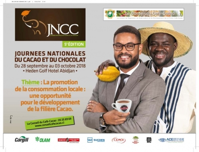 JOURNEE NATIONALE  DU CACAO ET DU CHOCOLAT 5ème EDITION (PROGRAMME INDICATIF)